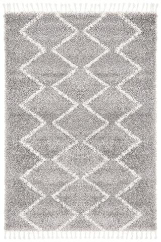 Leaf Rapids Rug Grey