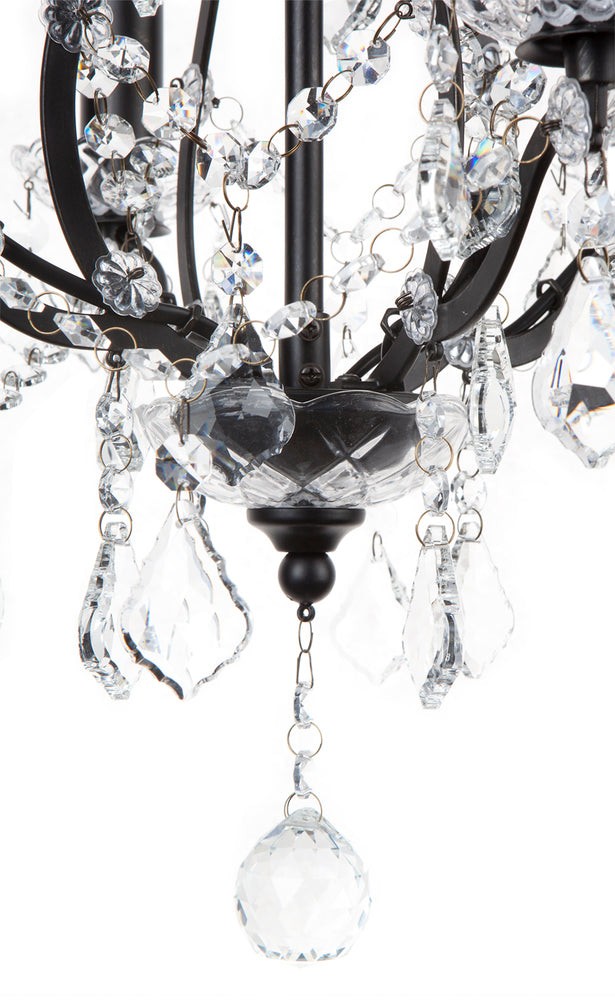 Waldorf Chandelier 4 Arm