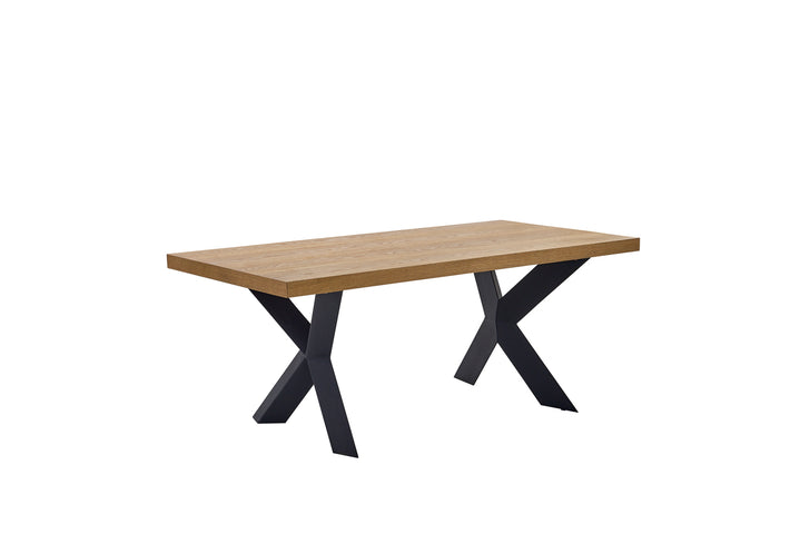 Bianchi Dining Table Natural Oak