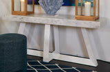 Ivory Console Table Limited Edition