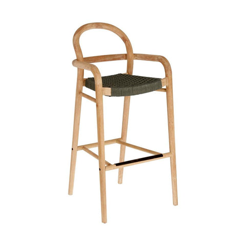 Asuka Bar Stool Green