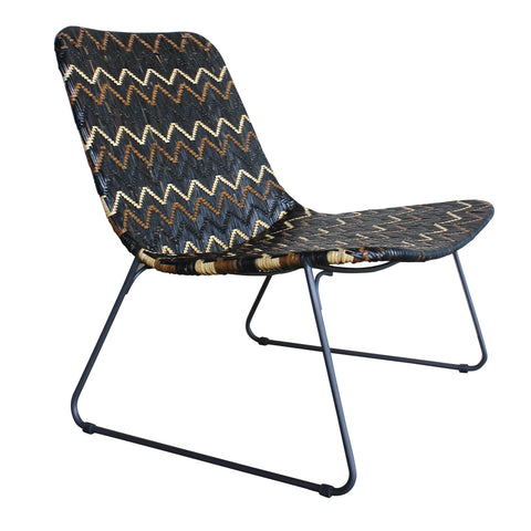 Mahale Occasional Chair Black