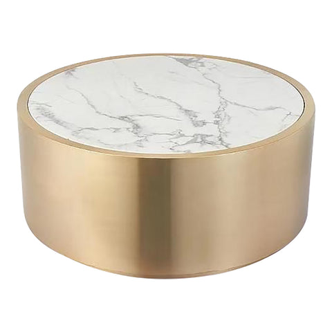 Giatti Square Coffee Table Copper