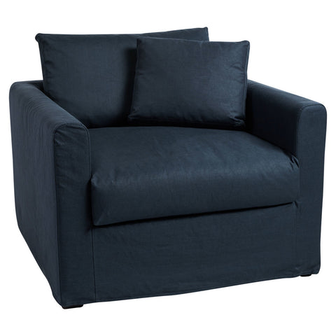 Grove Newport 3 Seat Sofa Sky Blue