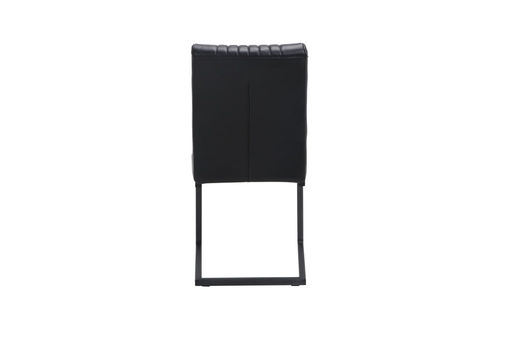 Moretti Dining Chair Black