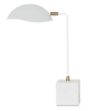 Serge Table Lamp White