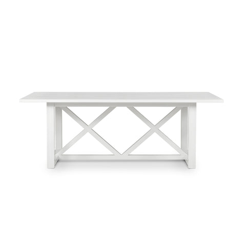 Sorrento Dining Table White