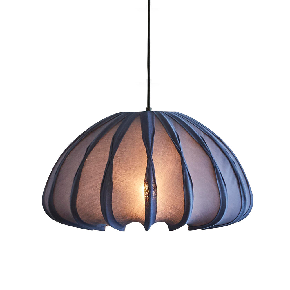 Anemone Pendant Light Blue