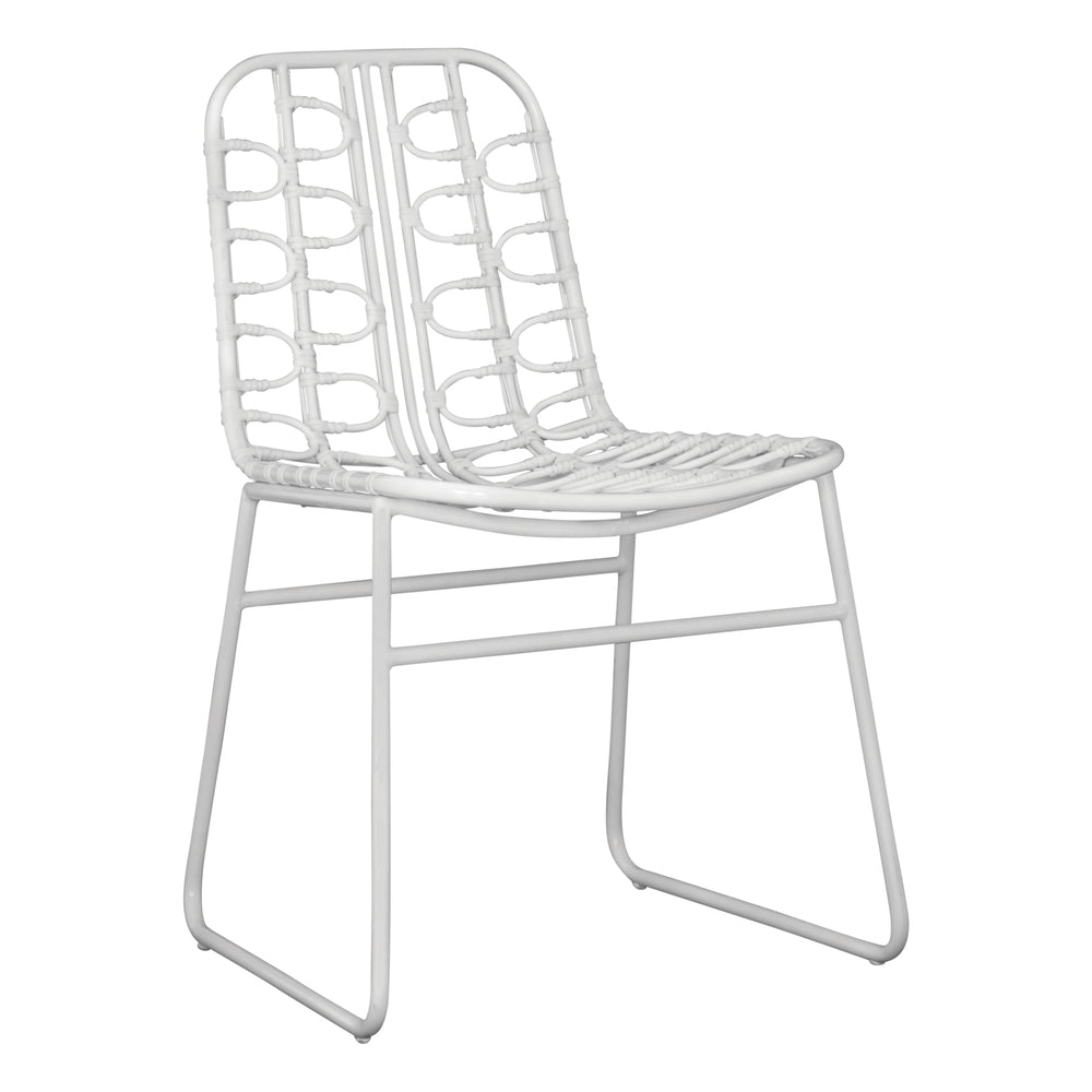 Amanzi Dining Chair White