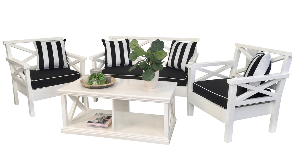 Sag Harbour Indoor/Outdoor 2 Seat Lounge