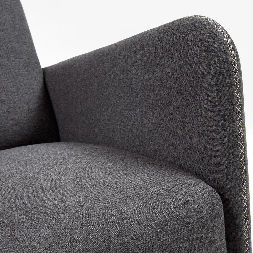 Kopi Arm Chair Graphite