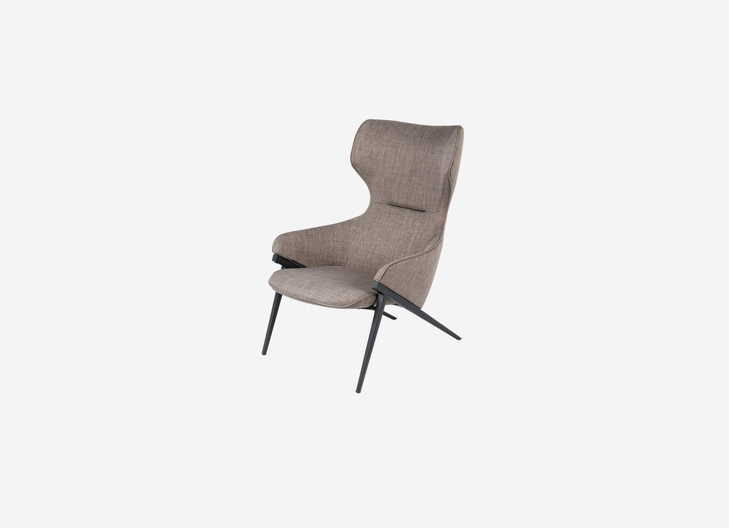 Cooper Armchair Taupe