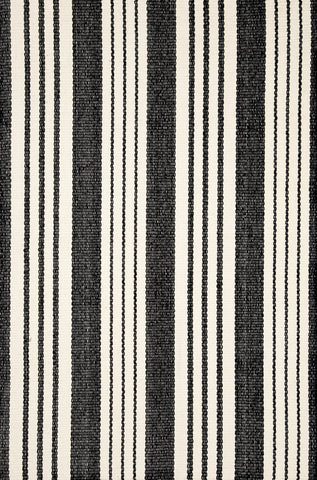 Beaufort Indoor Outdoor Rug Black