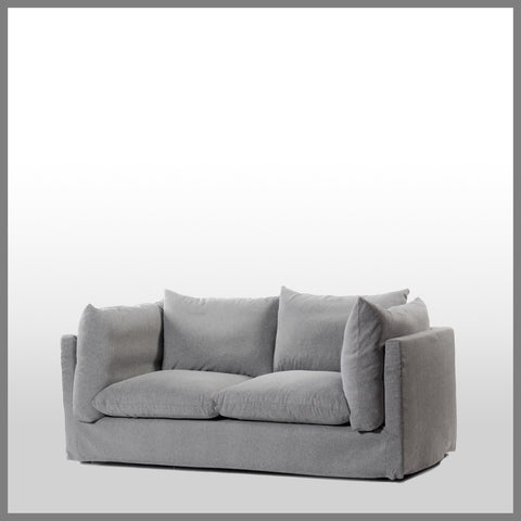 Ella 4 Seater Sofa Alpine