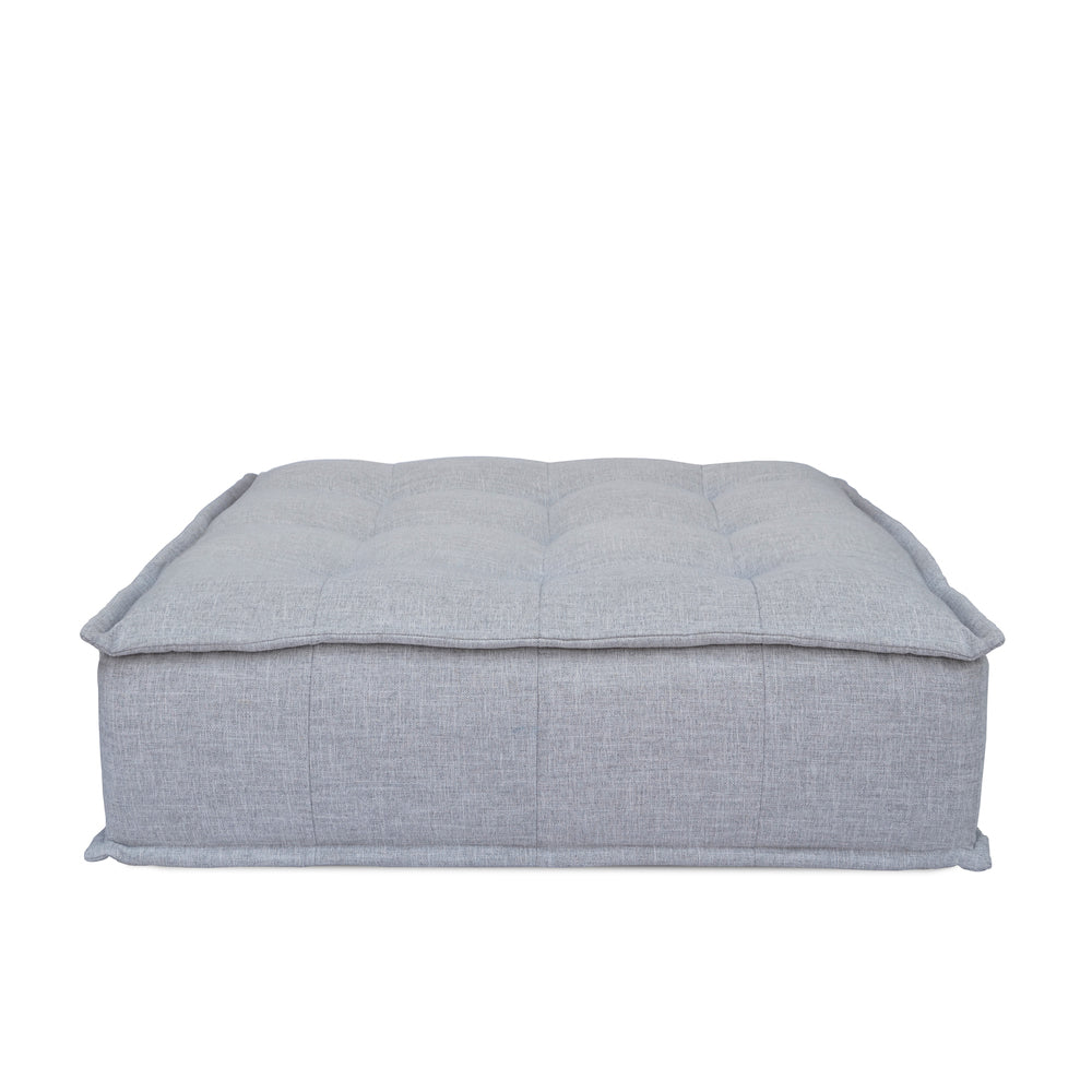 Zephyr Lounger Patterno Grey