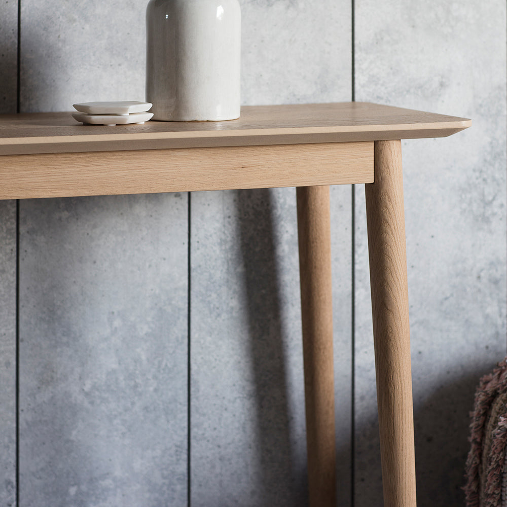 Ponti Console Table