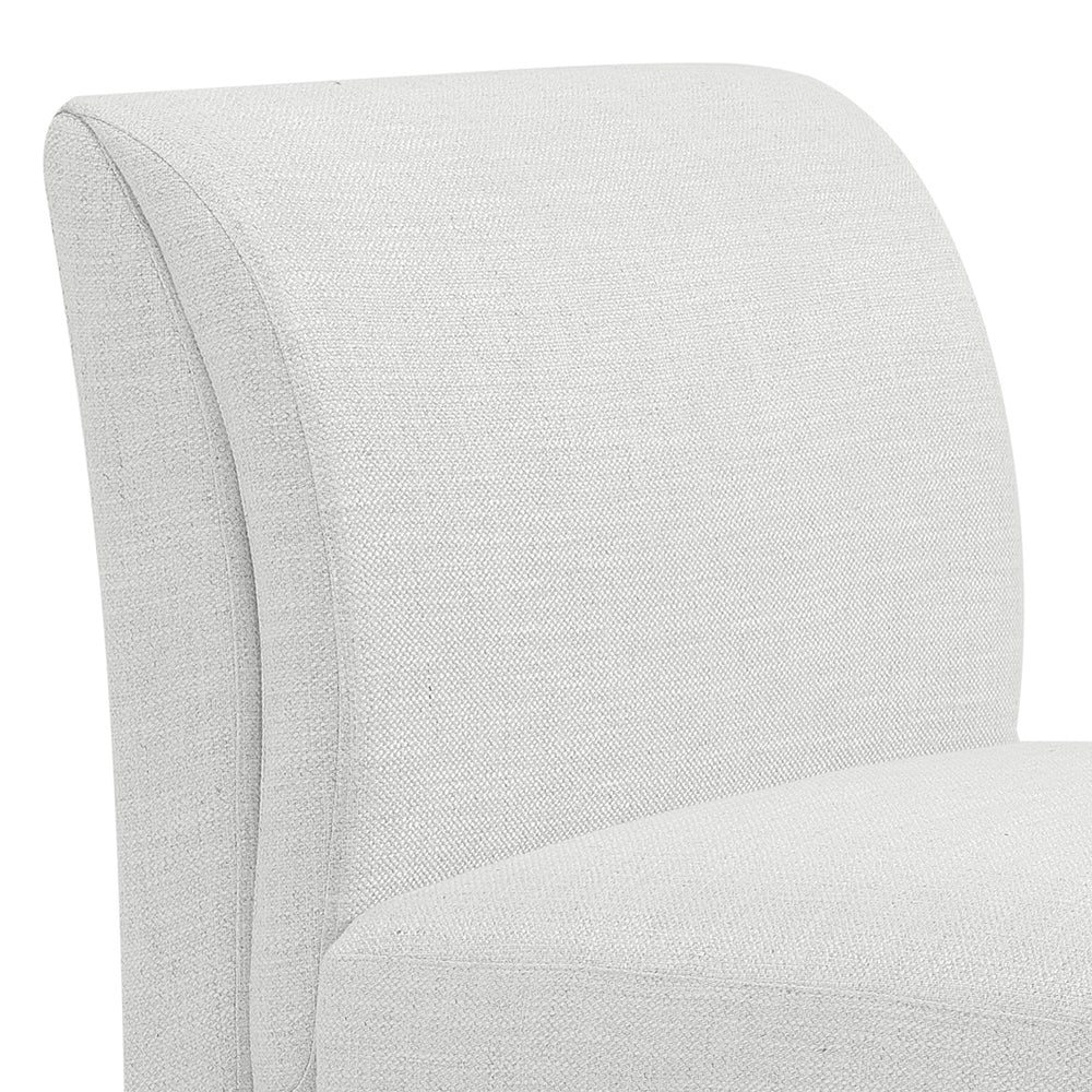 Kingsford Occasional Chair Ivory