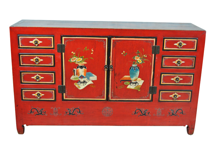Qing Artist Cabinet