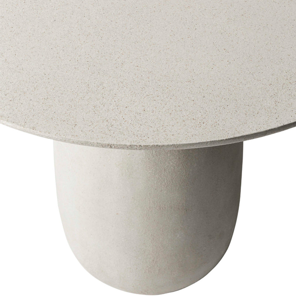 Perez Outdoor Cafe Table Grey