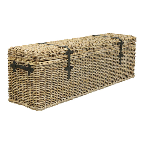 Hunter Rattan Side Table