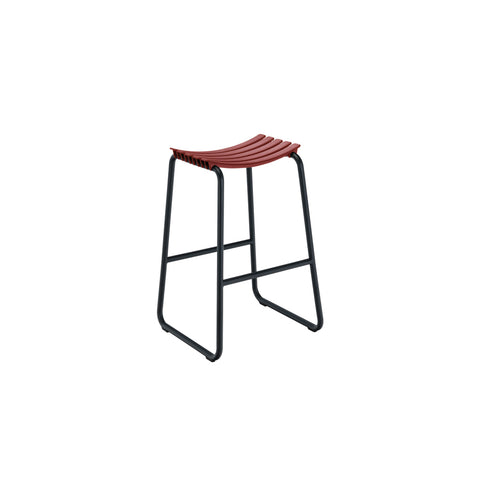 Clips Bar Stool Paprika