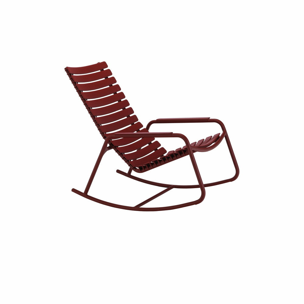 Clips Rocking Chair Paprika