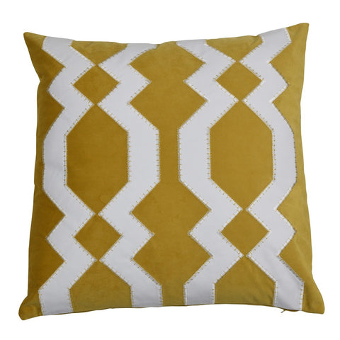 Stuart Gold Cushion
