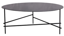 Baker Black Coffee Table Large