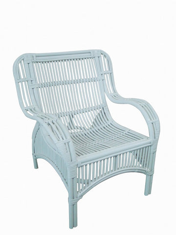 Mahana Lounge Chair White