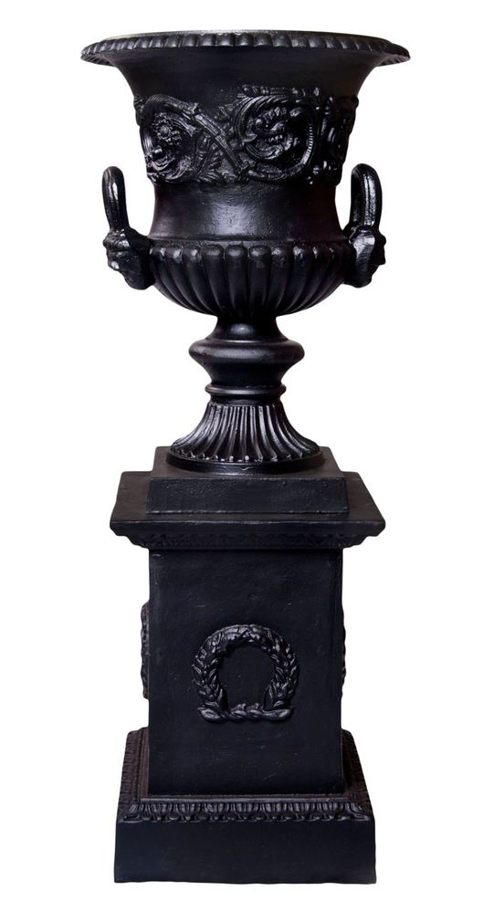 Dorchester Urn and Base 70cmH