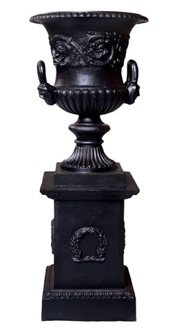 Dorchester Urn and Base 200cmH
