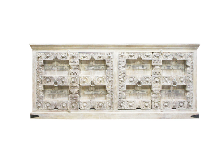 Amara Sideboard Distressed White