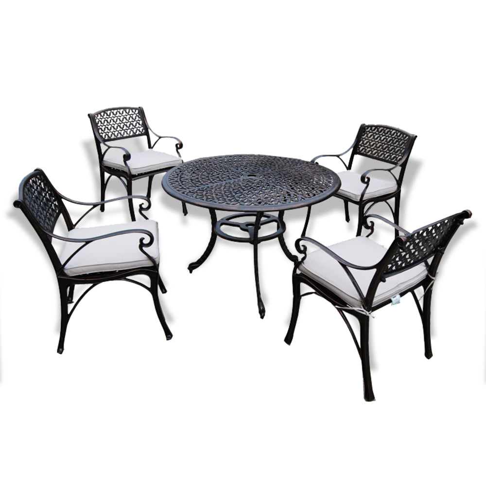 St Remy 5 Piece Dining Setting
