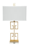Acropolis Table Lamp Gold