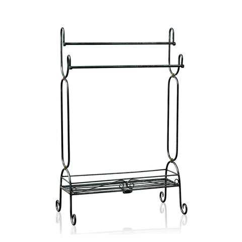 Saint Suplice Wrought Iron Towel Rail