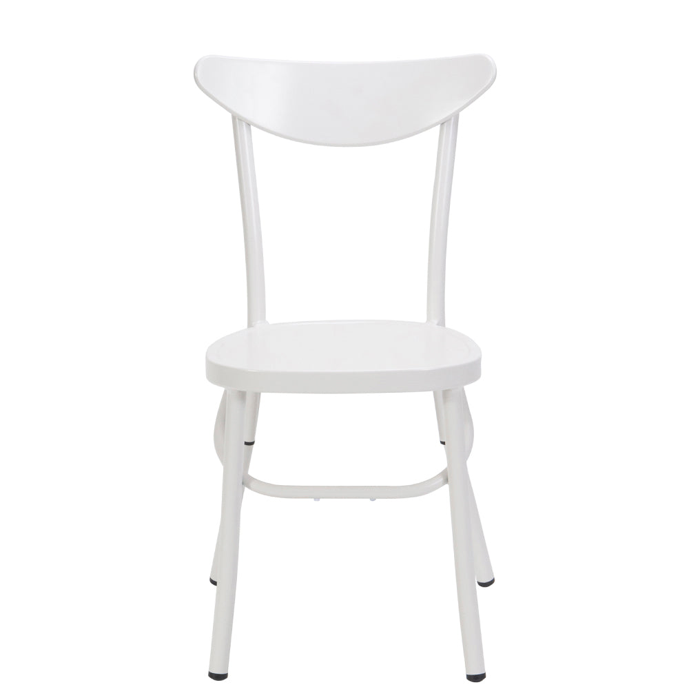 ... Meli Indoor/Outdoor Chair Matt White ...  sc 1 st  Interiors Online & Meli Indoor/Outdoor Chair Matt White | INTERIORS ONLINE