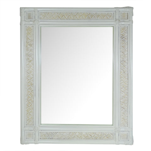 Kona Mirror White Wash