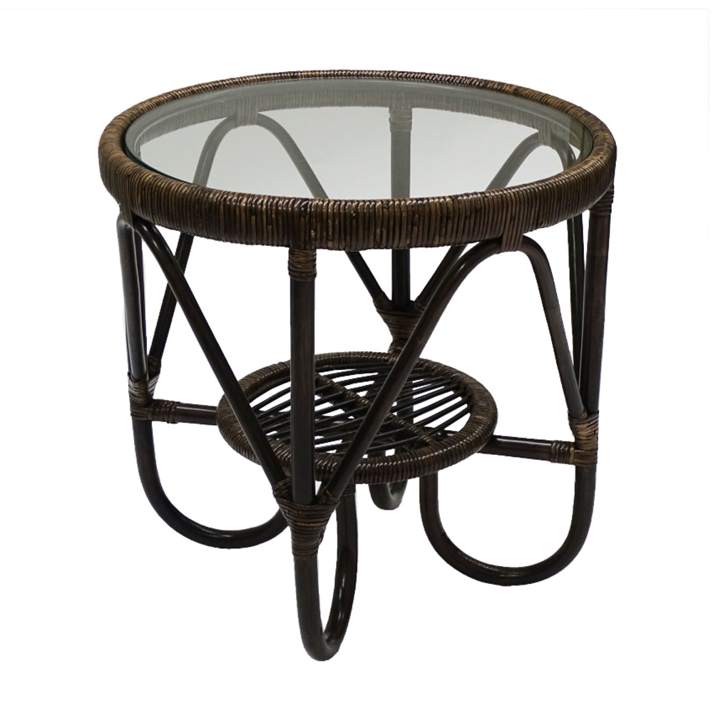 Monash Side Table Tobacco