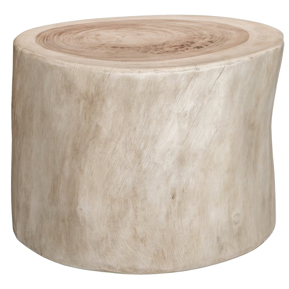Trunk Side Table Natural