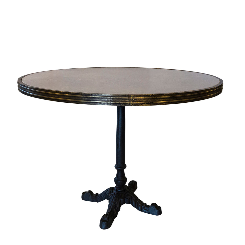 Bente Round Marble Dining Table