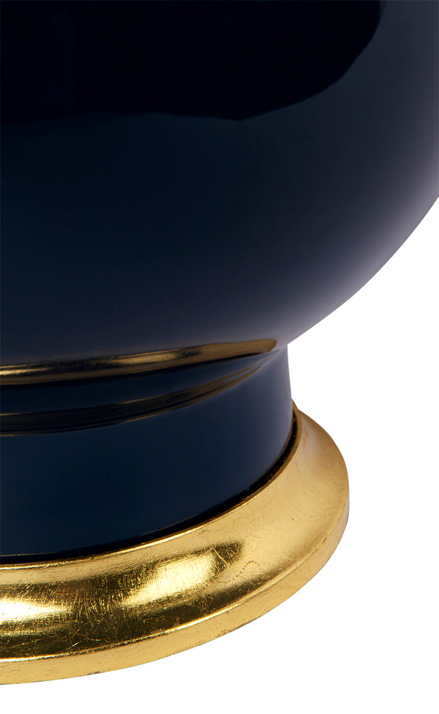 Torrence Table Lamp Blue