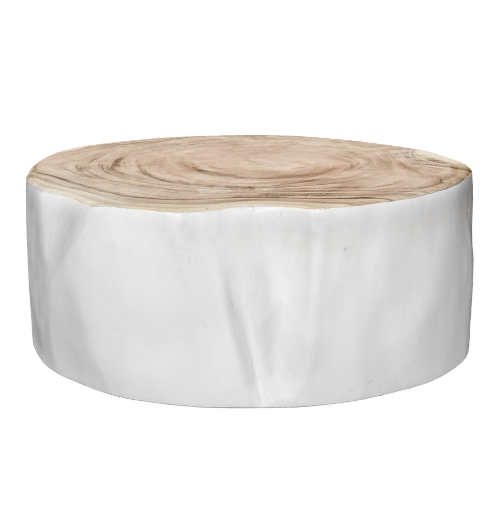 Trunk Coffee Table White