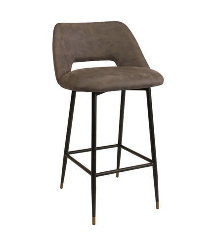 Trianon Barstool Oxide Brown