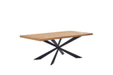 Ricci Dining Table Natural Oak