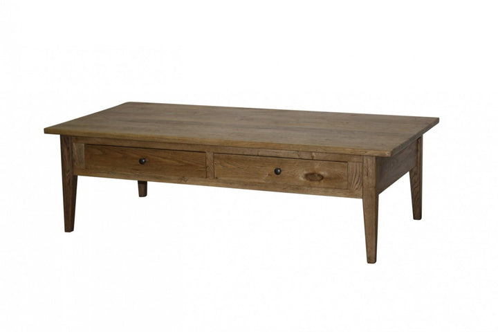 Flinders Coffee Table Antique Natural