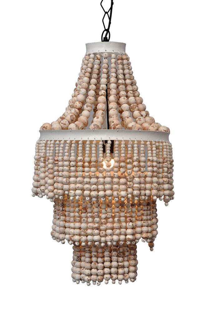 Bangalow Beaded Chandelier
