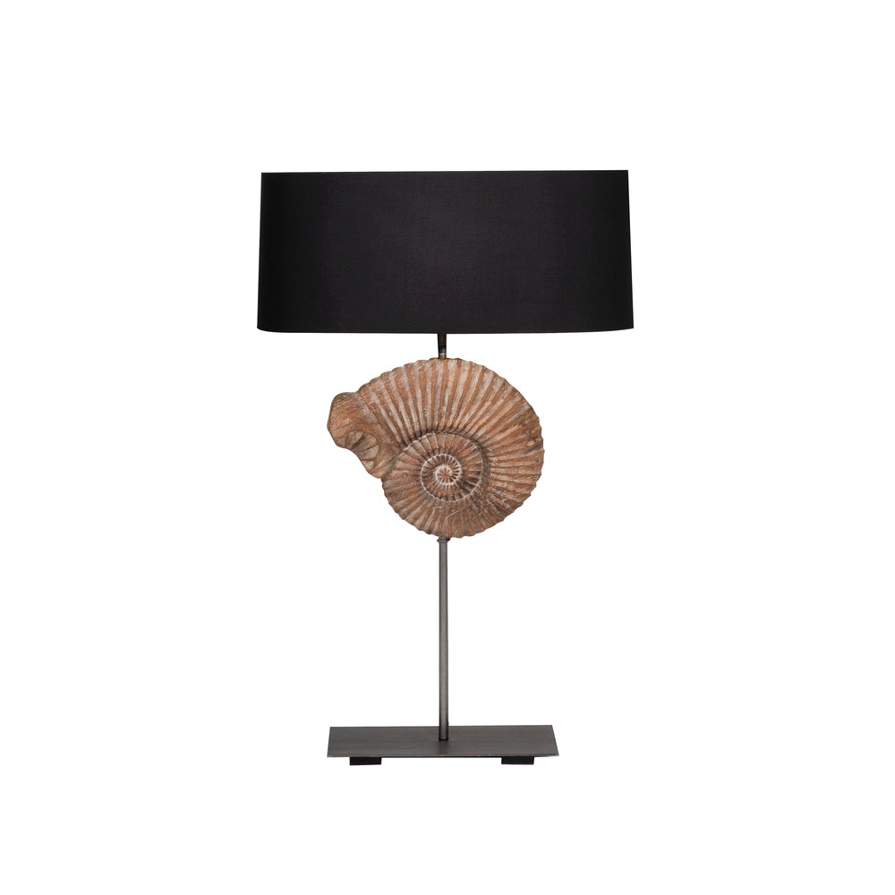Fossil Table Lamp