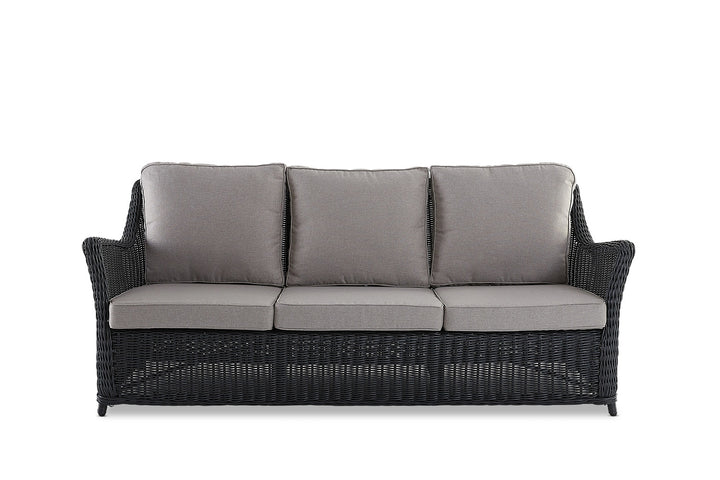 Ithaca Outdoor 3 Seat Sofa Anthracite