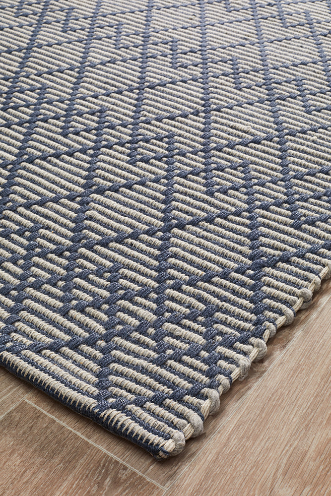 Ottawa Lane Rug Denim
