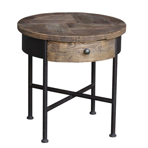 Valentin Round Side Table